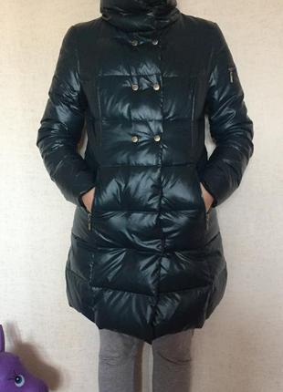 Куртка пальто пуховик зимний