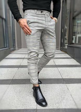Крутые классические брюки штаны