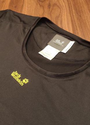 Женская футболка jack wolfskin