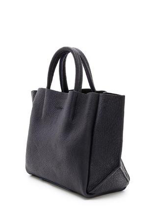 Большая кожаная сумка soho