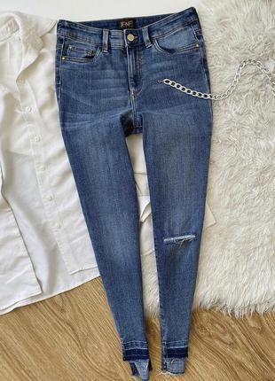 F&f джинсы штаны скинни