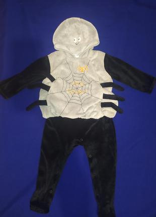 Комбинезон костюм паучка человечек
