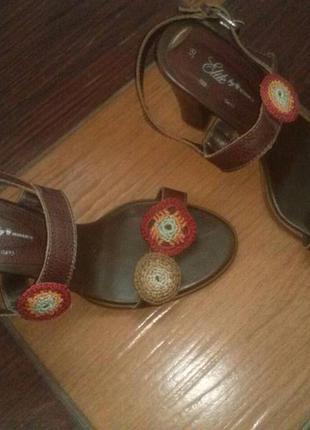 Босоножки сандалии туфли бразилия elite by monarch