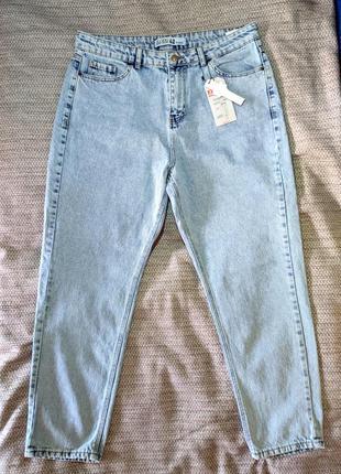 Джинсы мом 42евр джинси жіночі бойфренд