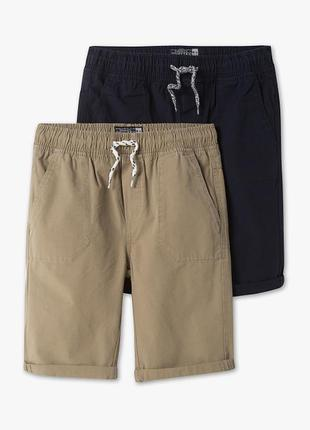 Бермуды, шорты комплект 2шт c&a германия р. 170, 176