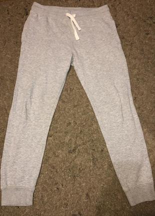 Спортивные штаны h&m hm спортивні штани сірі серые