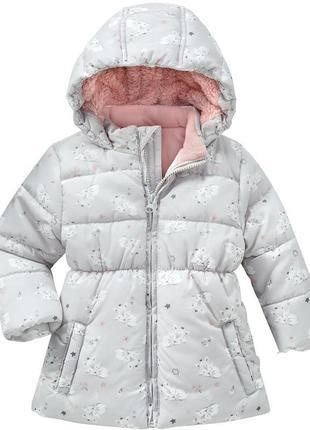 Куртка с лисичками topolino германия