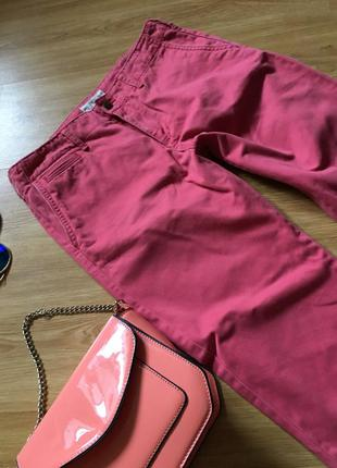 Яркие джинсы известного бренда ralph lauren