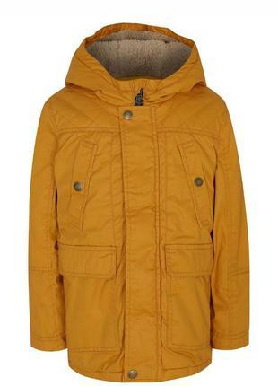 Бесплатная доставка! george новая куртка парка для мальчиков 1-1.5 и 1.5-2 года.