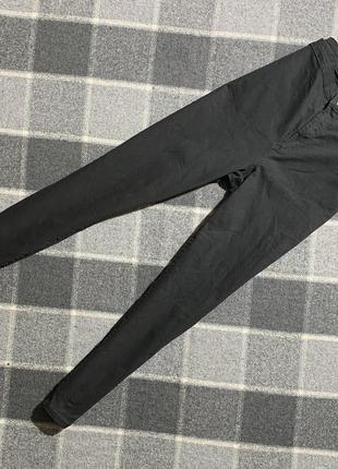 Женские чёрные джинсы denim