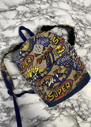 Детский рюкзак в отличном состоянии