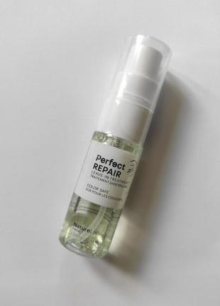 Несмываемая пенка-уход для восстановления волос naturelab tokyo perfect repair leave-in treatment