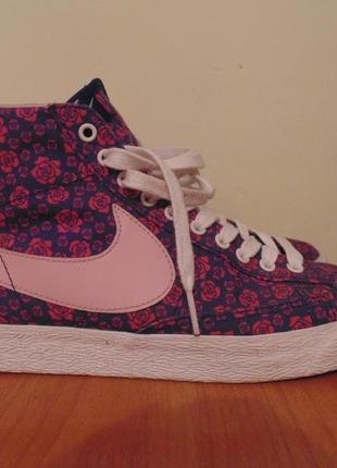 Nike blazer floral print original