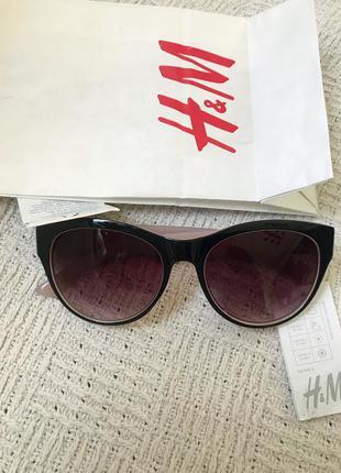 Очки h&m mango классные очки солцезащитные очки кошачий глаз zara asid