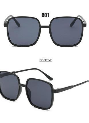 1 ультрамодные солнцезащитные очки
