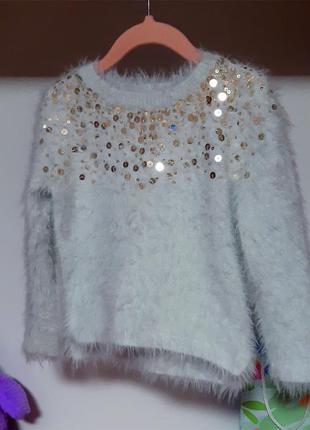 Супермягкий свитер