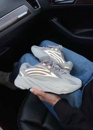 Кросівки yeezy 700 static кроссовки