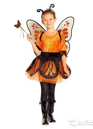 Костюм бабочки gymboree