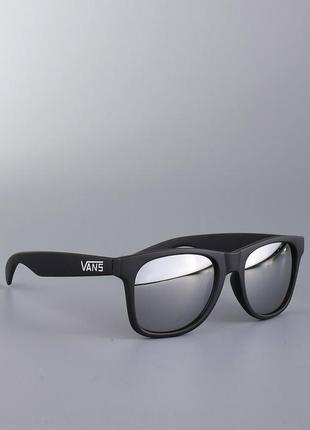 Сонцезахисні окуляри vans оригінал чорні очки