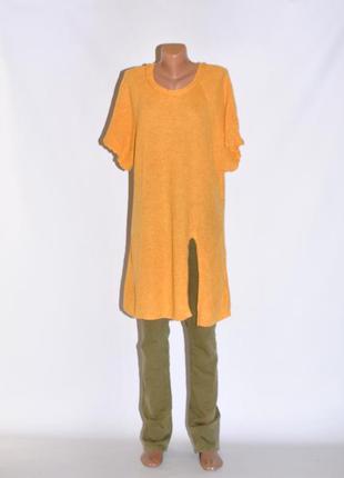 Платье - туника для пышных форм