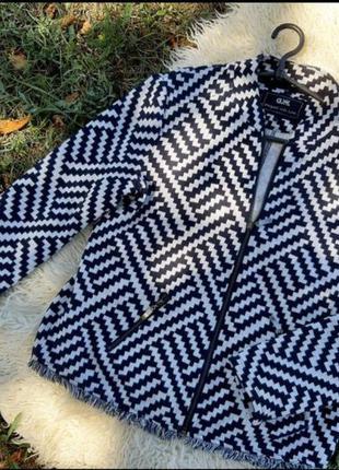 Стильная кофта - пиджак 🍁🍂