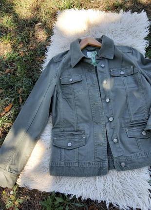 Джинсовая куртка - пиджак 🍂🍁