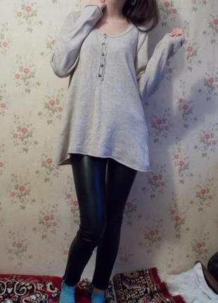 Мягенький свитер от h&m