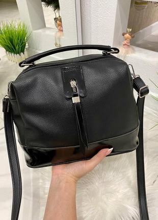 Женская сумка viola на 2 отделения