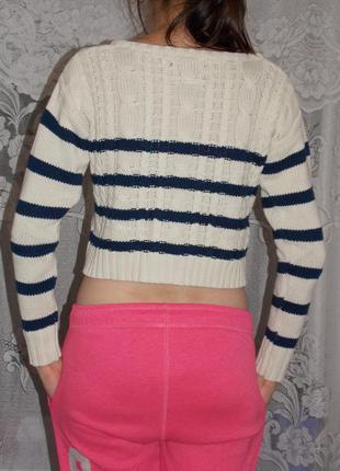 Укороченный свитерок2