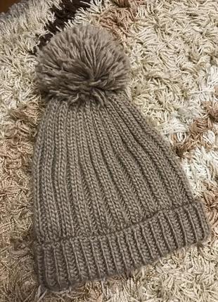 Крутая шапка marks & spencer