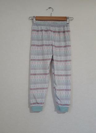 George пижамные штаны махра