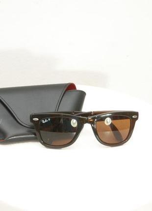 Ray ban wayfarer солнцезащитные очки