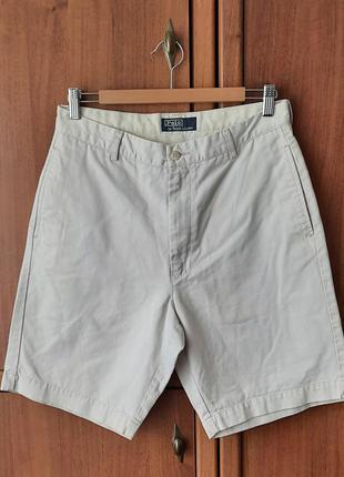 Вінтажні шорти/винтажные шорты polo by ralph lauren