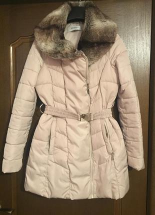 Куртка- плащ colins пальто плащик