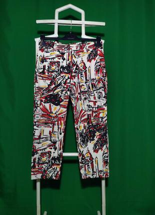 Оригинальные винтажные брюки бриджи prada milano