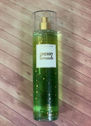 Мист спрей cherry limeade mist bath and body works (распив / разлив 30ml