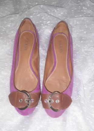 Оригінальні брендові туфлі-балетки