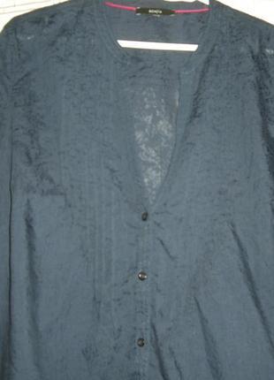"Супер-блуза""bonita""р.52,50%вискоза,50%полиэстер,145грн."