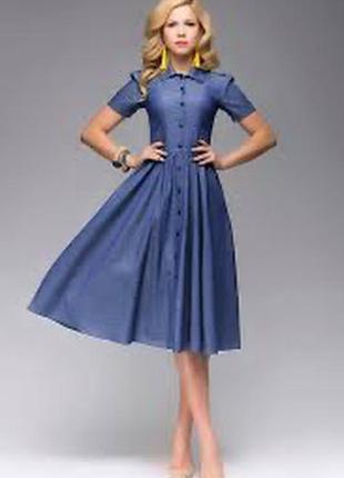 Платье boden батал