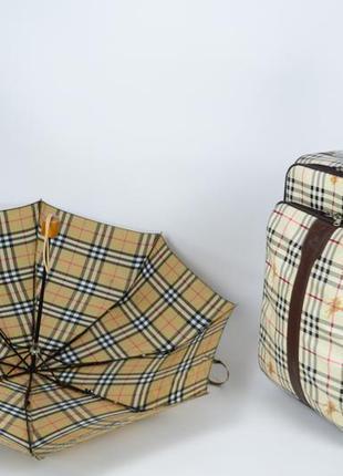 Оригинальный чемодан для путешествий burberry's nova check рюкзак сумка дорожный vintage