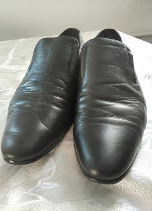 Мужские  брендовые туфли basconi