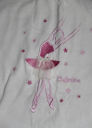 Верх от пижамки 3 - 5 лет балет