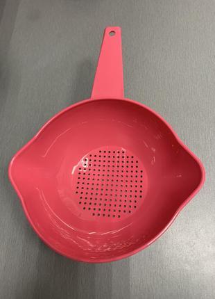 Дуршлаг tupperware ✅