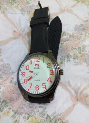 Часы наручные,  diesel