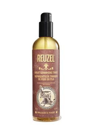 Tоник-спрей reuzel spray grooming tonic 355 мл