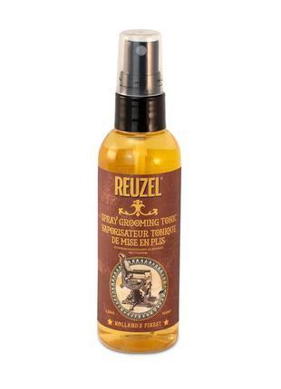 Tоник-спрей reuzel spray grooming tonic 100 мл
