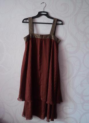 Коктейльное платье на выпускной, винтаж, ретро, платье в стиле 20-х, гэтсби, чикаго