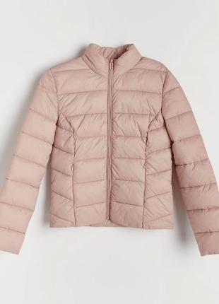 Розовая женская курточка reserved