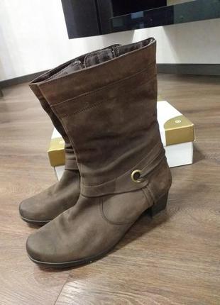 Сапоги ботинки еврозима