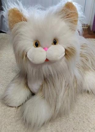 Большая игрушка котенок * состояние новой вещи